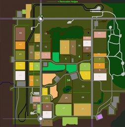 Farming Simulator 17 Map - Broxton