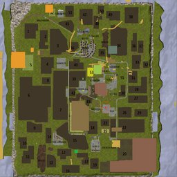 Farming Simulator 17 Map - challans