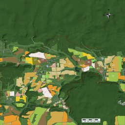 Farming Simulator 17 Map - Sudharz