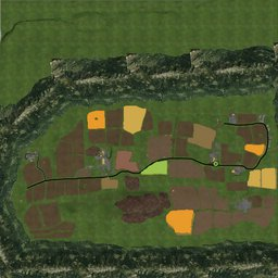 Farming Simulator 17 Map - Woodside Farm